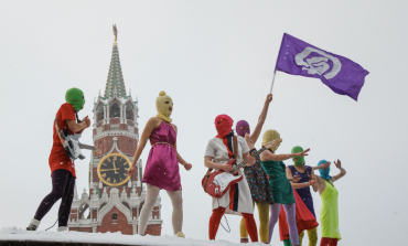 Pussy Riot and Les Enfants Horribles Are Planning a Collaborative Play About Band Members' Time in Russian Prison