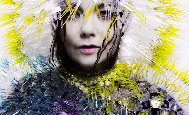 "Bjork Releases Mesmerizing New Love Song ""The Gate"""