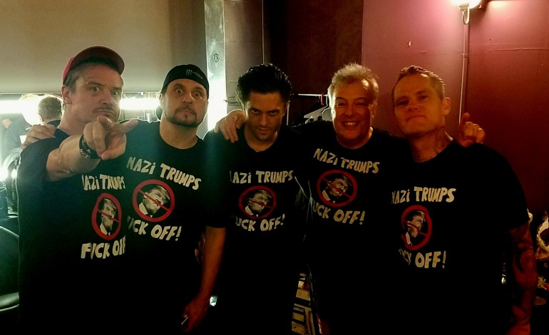 "Jello Biafra Joins Dead Cross On Stage To Perform ""Nazi Trumps Fuck Off"""