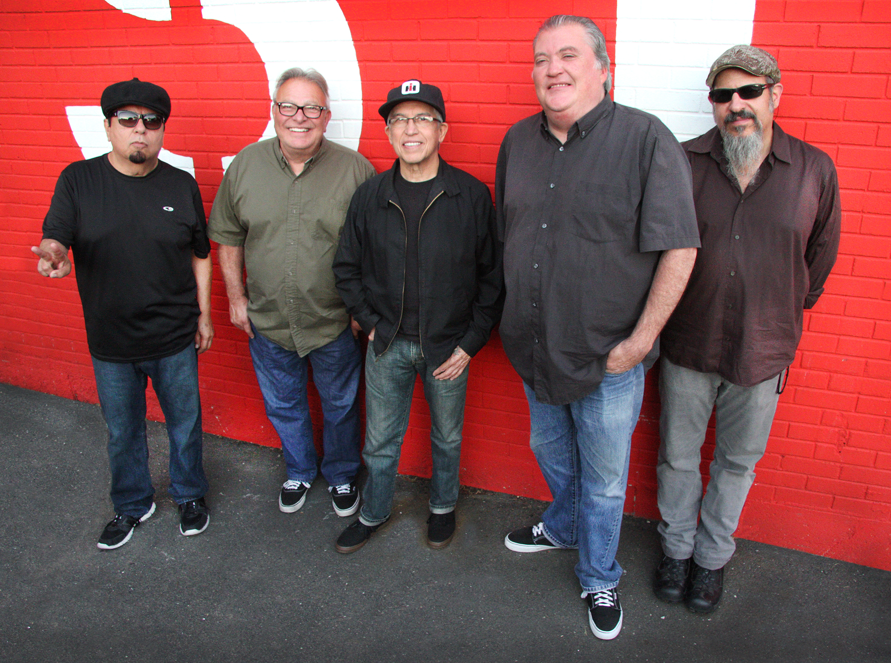 Los Lobos Plays a One-of-a-Kind Show 12/29 at The Rose in Pasadena