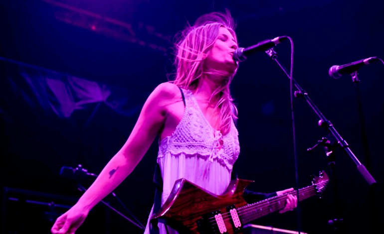"""Myrkur Joins King Dude on Foreboding Cover of ABBA's """"The Winner Takes It All"""""""