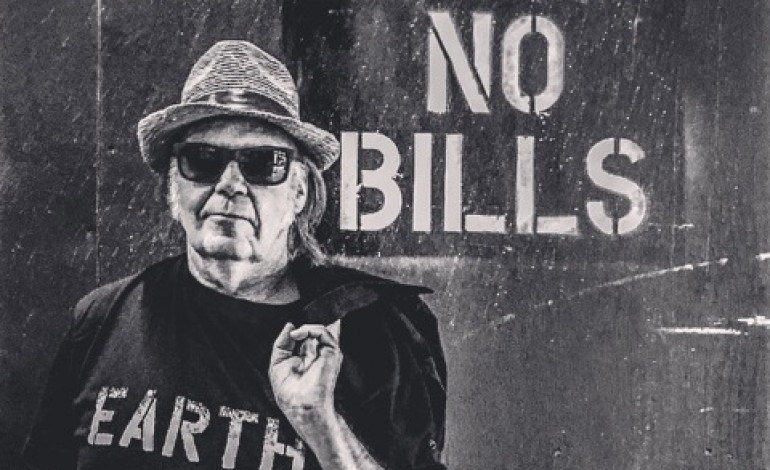 Neil Young Announces The Release Of His New Streaming Service