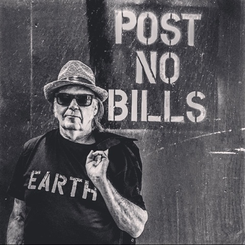 Neil Young Announces Colorado, First New Crazy Horse Record Since 2012