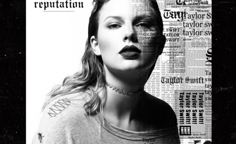 Taylor Swift Announces New Album Reputation for November 2017 Release