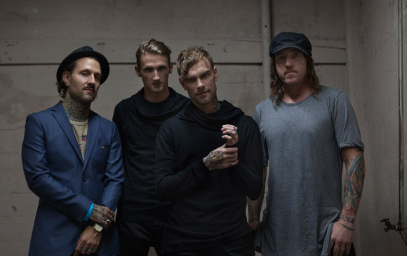 The Used and Glassjaw Announces Fall 2017 Tour Dates