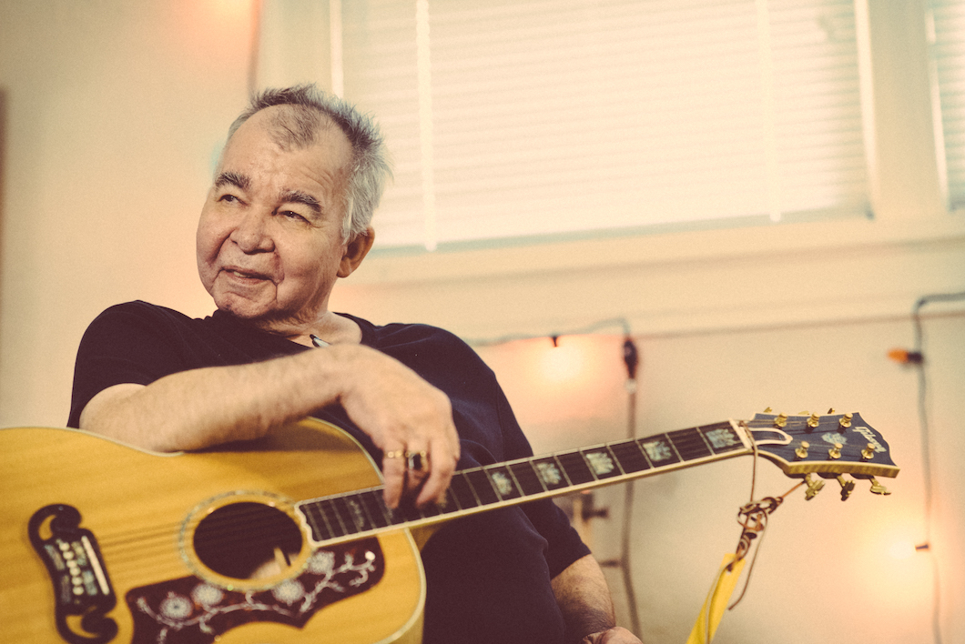 """John Prine Hospitalized with COVID-19 Symptoms, In a """"Critical Situation"""""""
