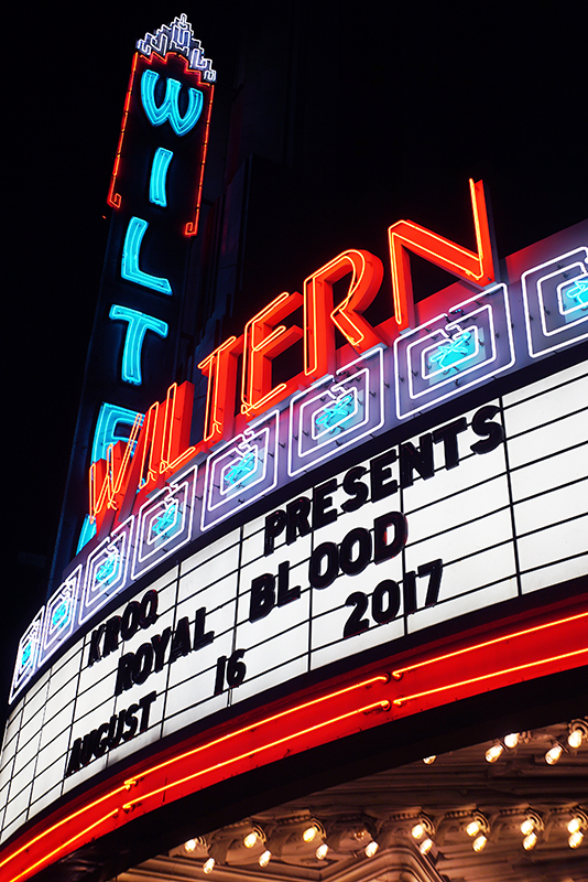 Royal Blood Live at the Wiltern, Los Angeles (Photos)