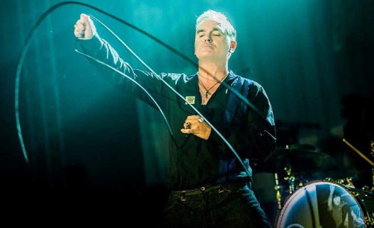 "Morrissey Releases Funky New Song ""Spend The Day In Bed"""