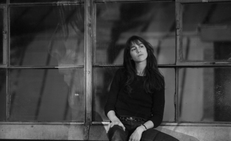 "Charlotte Gainsbourg Jumps From City to Landfill in New Video for ""Sylvia Says"""