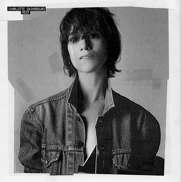 Charlotte Gainsbourg Rest Album Cover