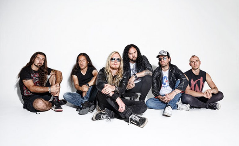 "Dragonforce Release Video for Shredding New Song ""Midnight Madness"""
