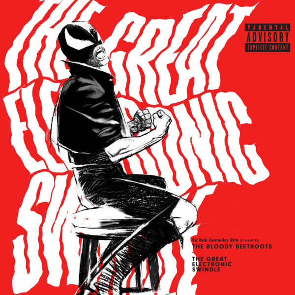 Bloody beetroots album cover
