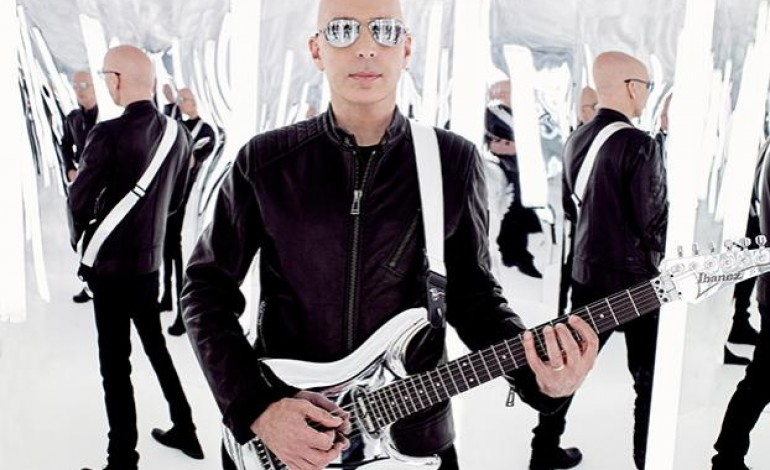 Joe Satriani Announces New Album What Happens Next for January 2018 Release