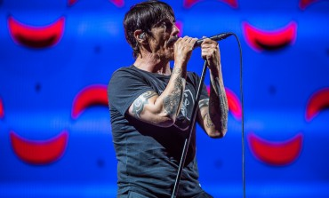WEBCAST: Watch Red Hot Chili Peppers Livestream a Concert from the Pyramids in Giza, Egypt