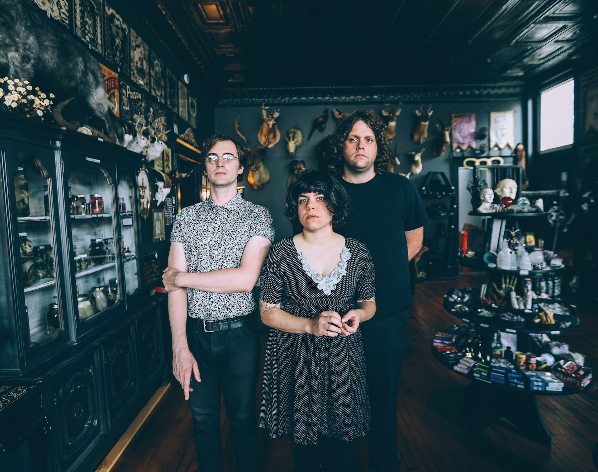 Screaming Females Announce Compilation Album Singles Too for October 2019 Release