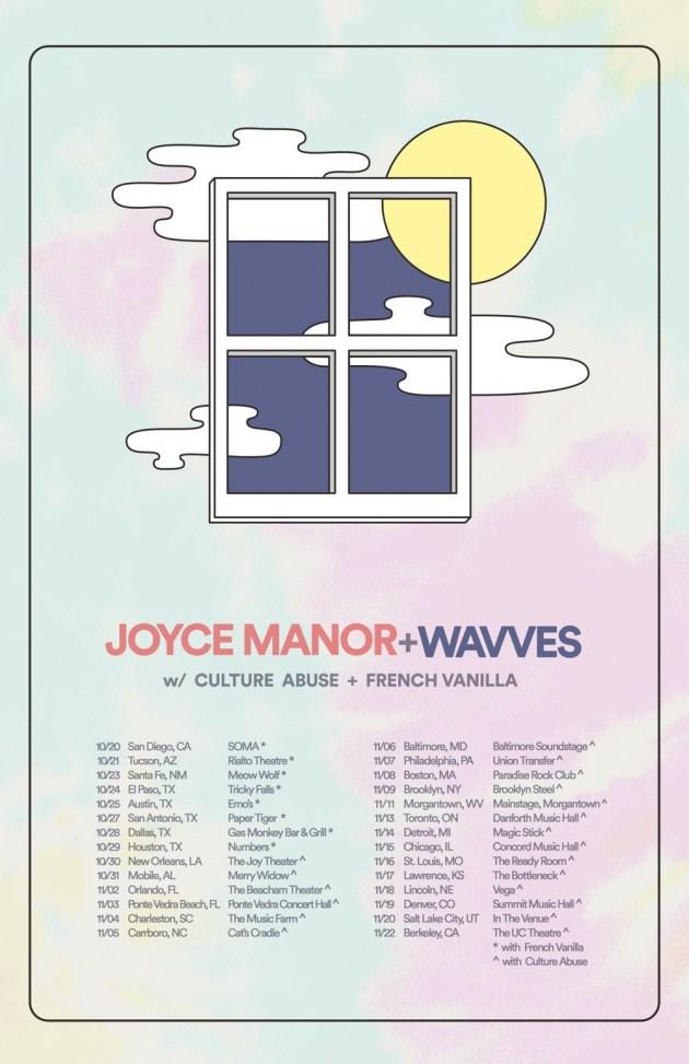joyce-manor-wavves