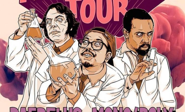 The Antidote Tour With Daedelus, Free The Robots, Mono/Poly @ Union Nightclub 11/18