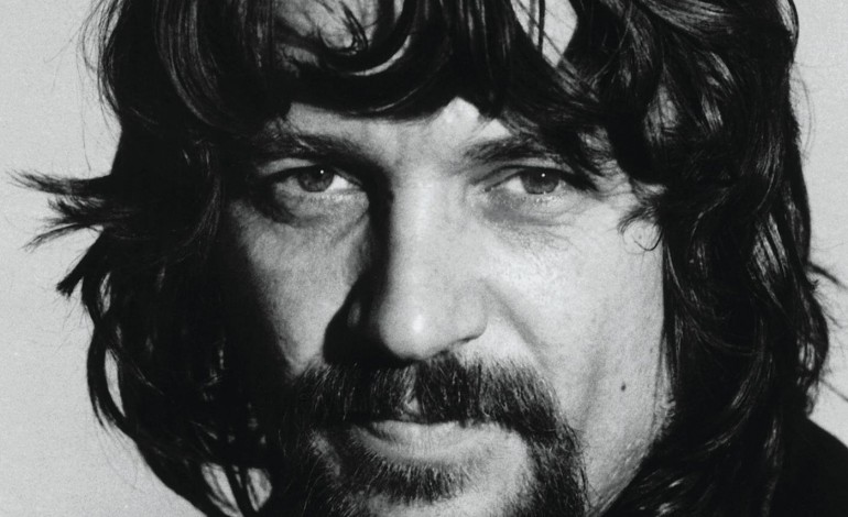 Lost Waylon Jennings Album New Stuff Restored by Shooter Jennings and Set for Black Friday 2017 Release