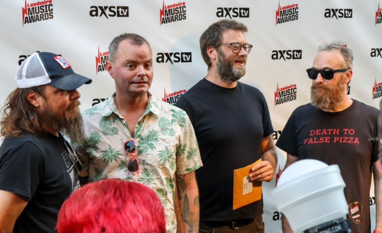 """Red Fang Release Hard-Rocking Cover of Gary Numan's Tubeway Army Classic """"Listen to the Sirens"""""""