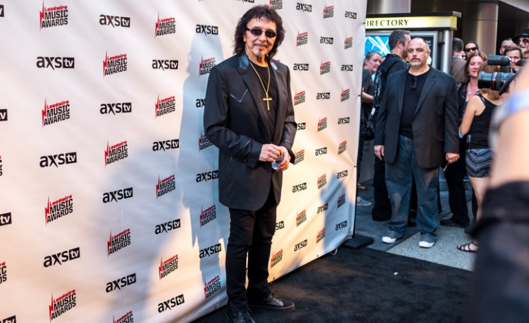 Tony Iommi of Black Sabbath Says His Cancer Will Likely Come Back