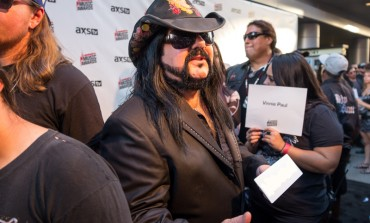 WATCH Members of GWAR, Korn, Deftones and More Pay Tribute to Vinnie Paul During Special 2018 Aftershock Festival Set