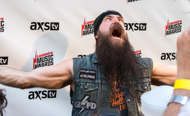 Loudwire Music Awards 2017 Black Carpet with Zakk Wylde, Anthrax, Tony Iommi and More