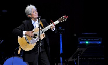 Joan Baez Announces New Album Whistle Down The Wind for March 2018 Release and Last Year of Formal Touring