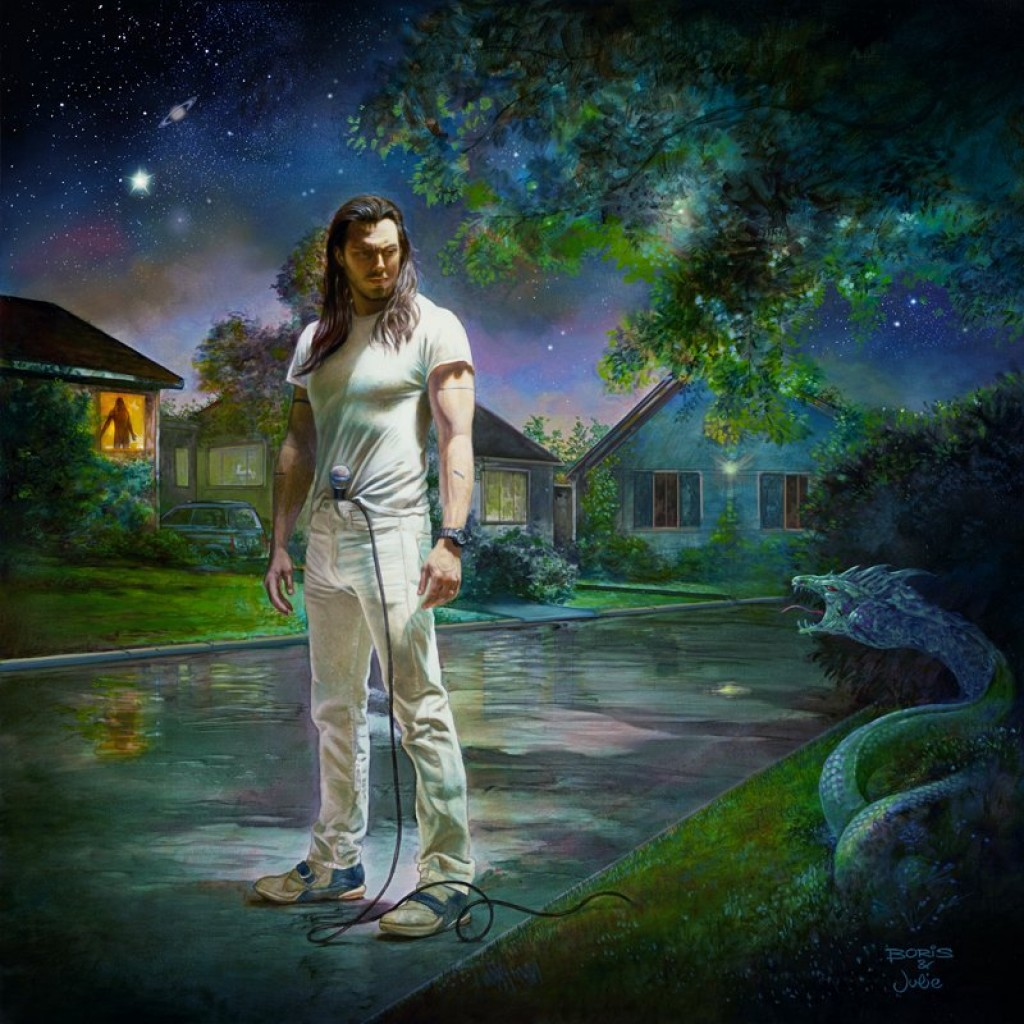 Andrew W.K. Reveals Artwork and Track Listing for You're ...