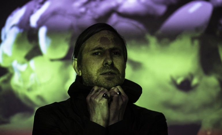Blanck Mass Live at The Resident Los Angeles