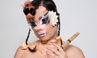 "Bjork Releases Surreal New Video for ""Utopia"""