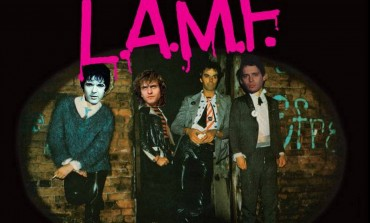 Live Performance of L.A.M.F. Featuring Johnny Thunders and the Heartbreakers' Walter Lure, The Replacements' Tommy Stinson, Wayne Kramer and More Announced for December 2017 Release