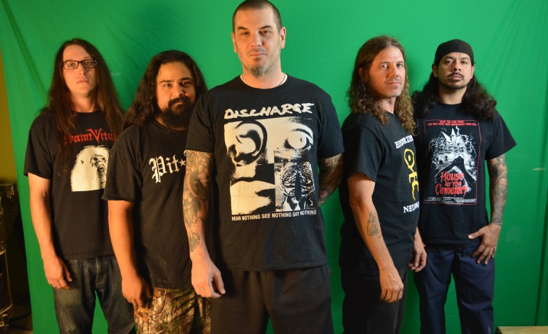 Philip H. Anselmo & The Illegals To Play Set Full of Pantera Classics Opening for Slayer's Final Tour