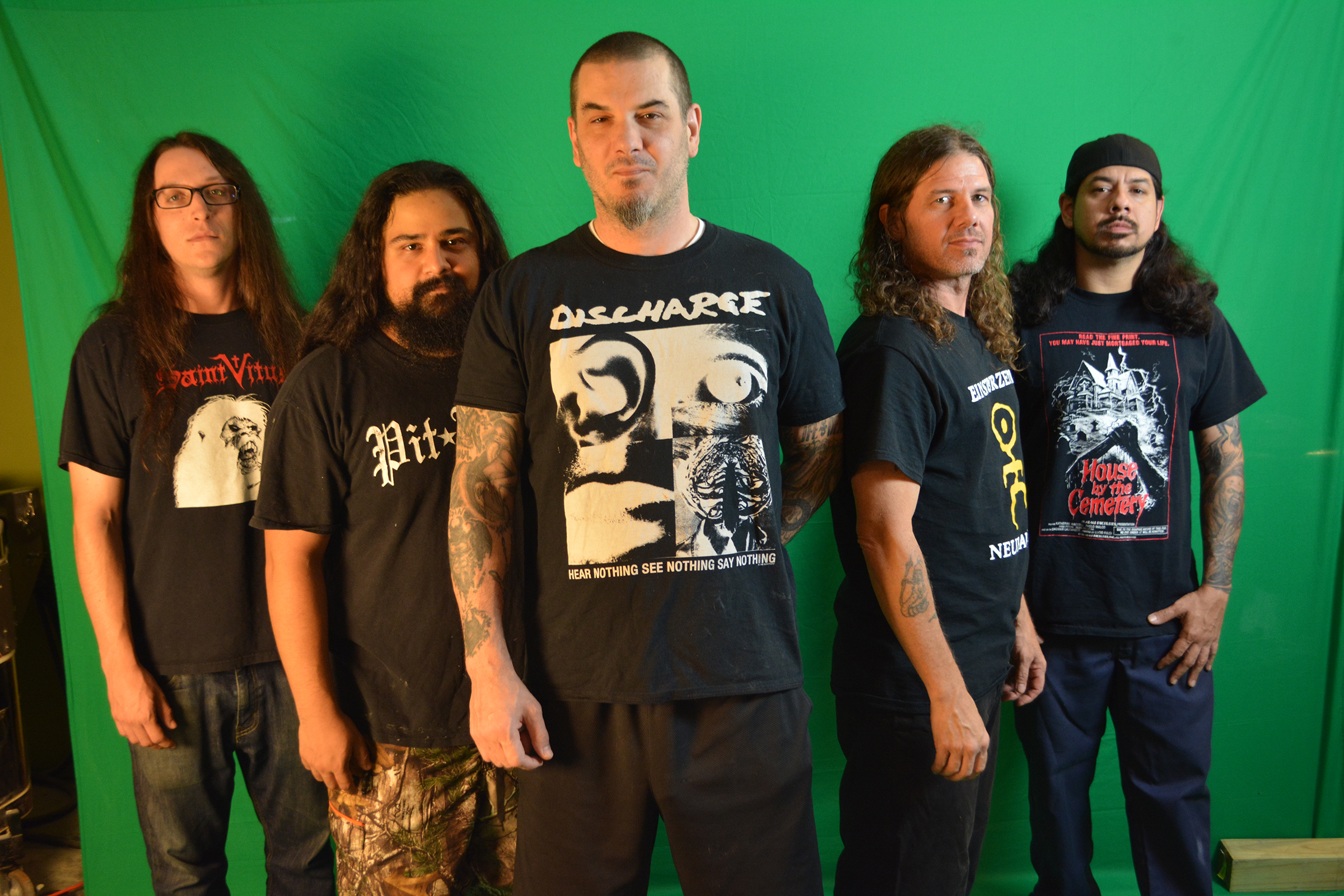 Philip H. Anselmo & The Illegals Announces New Album Choosing Mental Illness As A Virtue for January 2018 Release