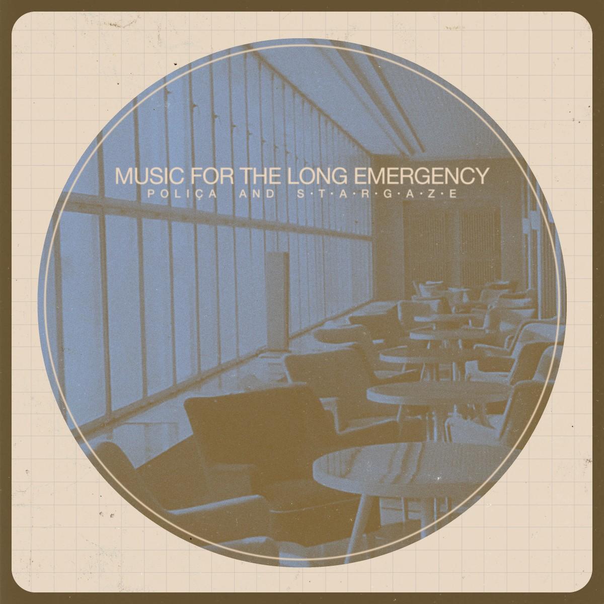 Polica and Stargaze album cover