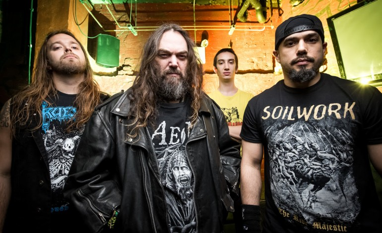 "Soulfly Shares New Song ""Dead Behind the Eyes"" Featuring Lamb of God's Randy Blythe"