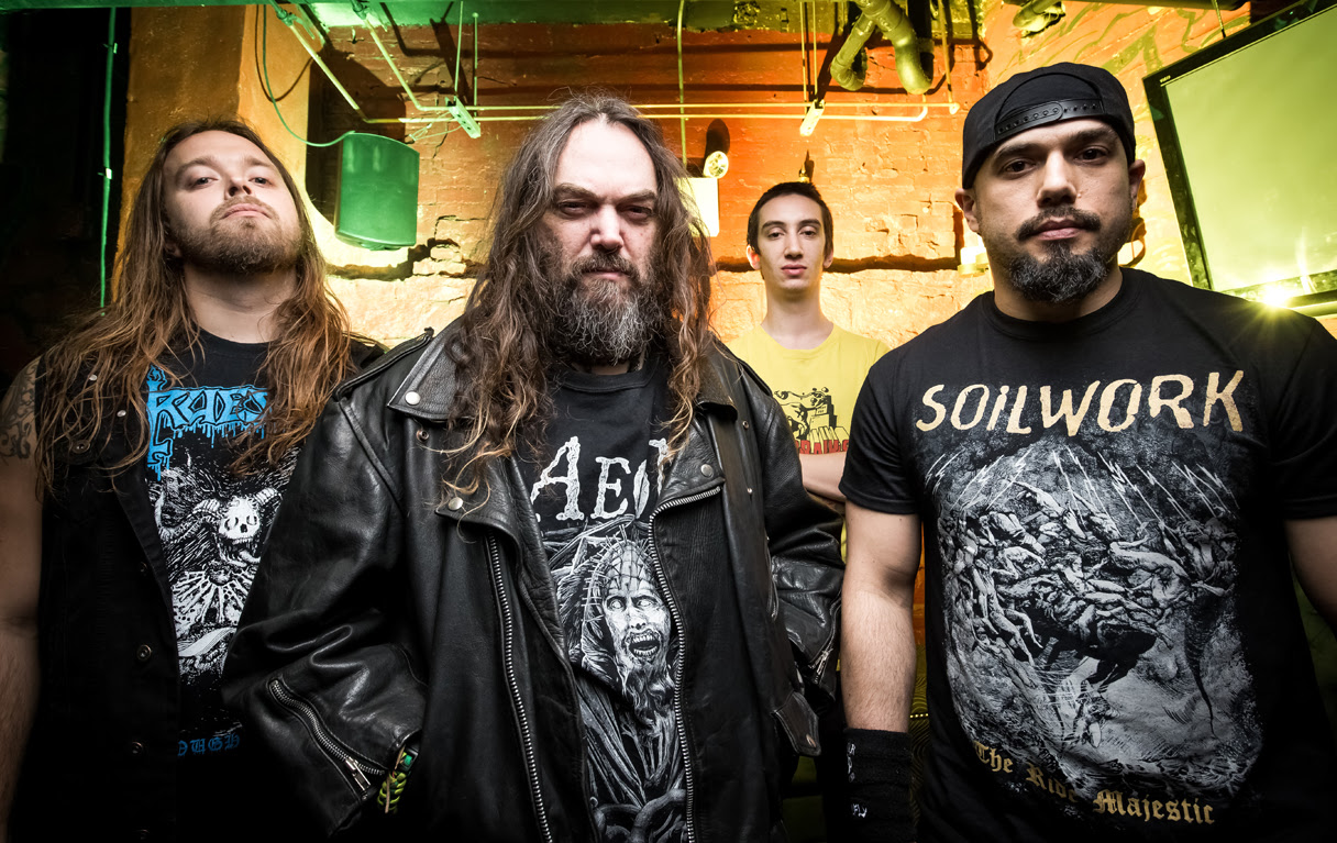 Soulfly & Nile Announce Spring 2018 Co-Headlining Tour Dates