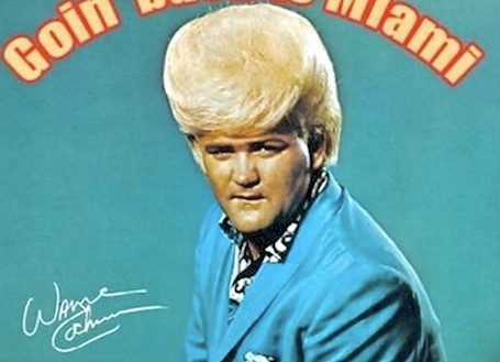Wayne Cochran Album Cover for Featured Image