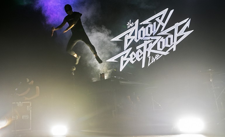 The Bloody Beetroots Live at the Fonda