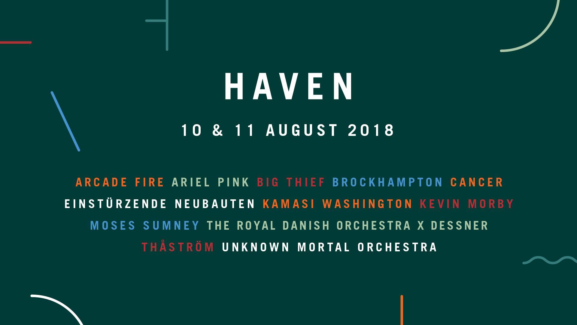 Haven Festival 2018