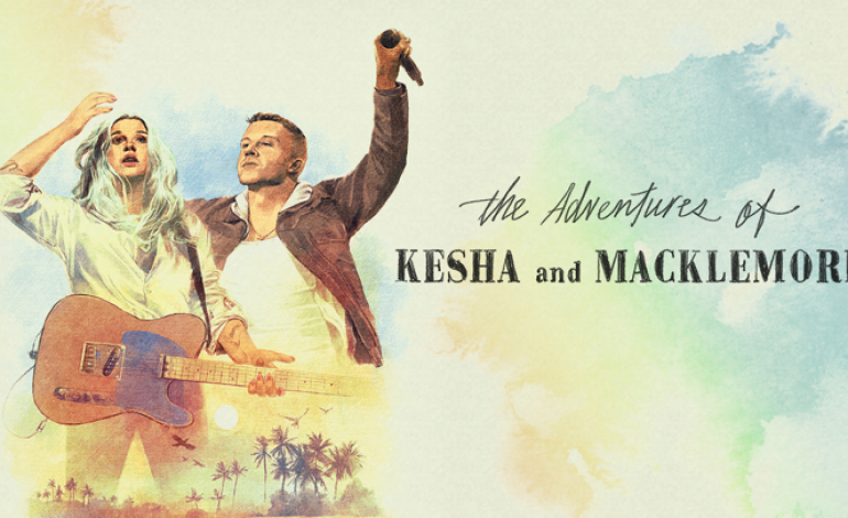 Kesha & Macklemore @ Tinley Park (7/14)