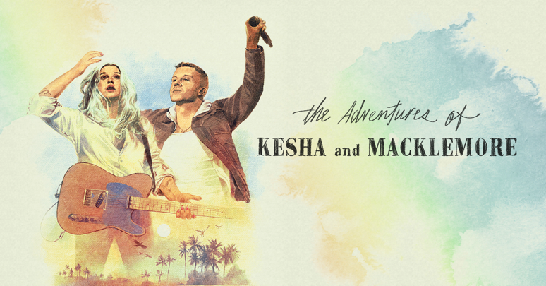 Kesha and Macklemore's Tour Will Kick Off in Phoenix
