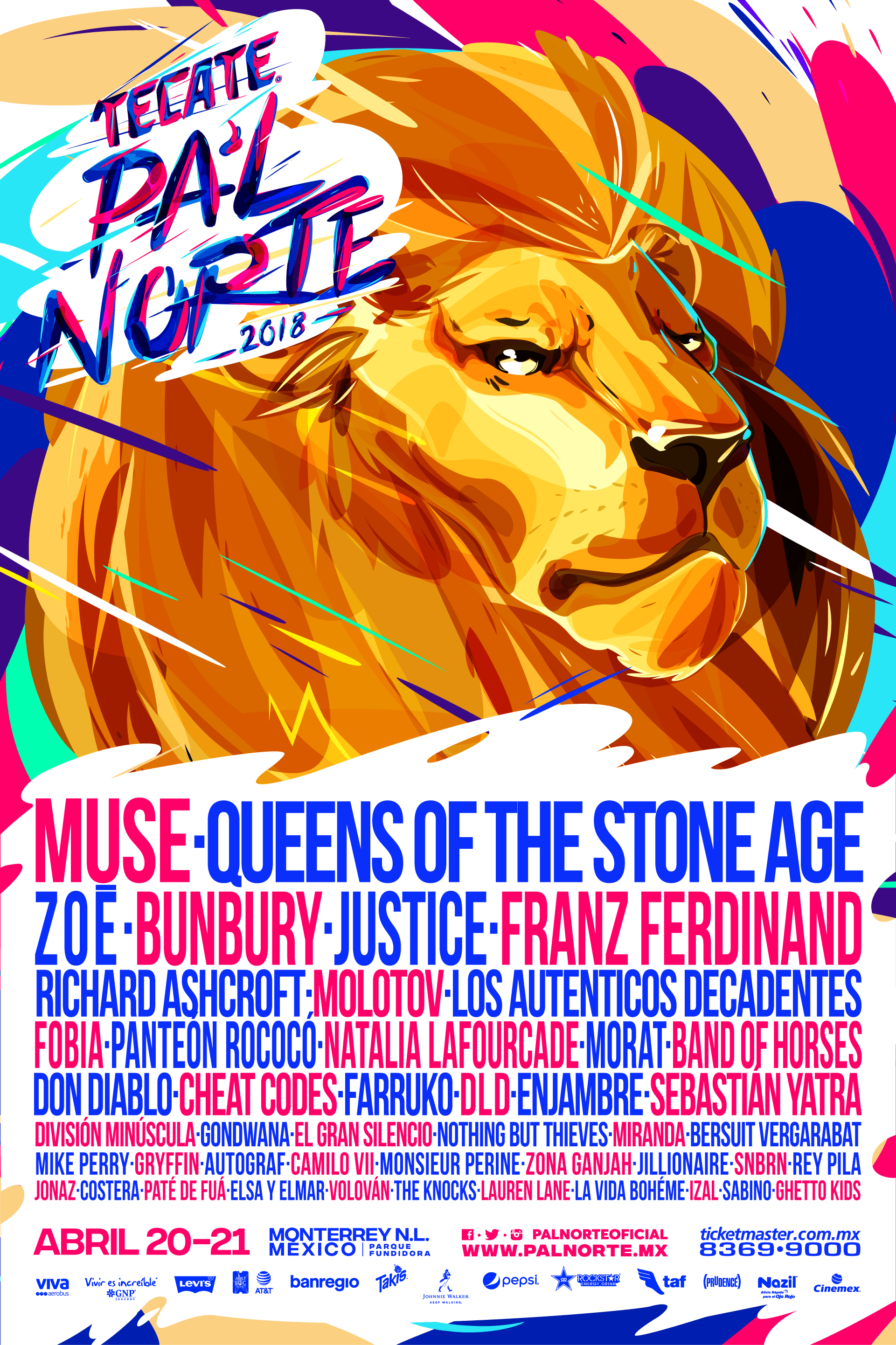 Pal Norte Flyer