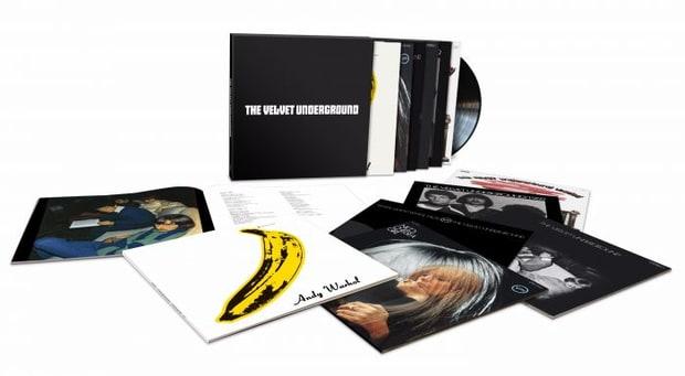 Velvet Undergroun Box Set 2018
