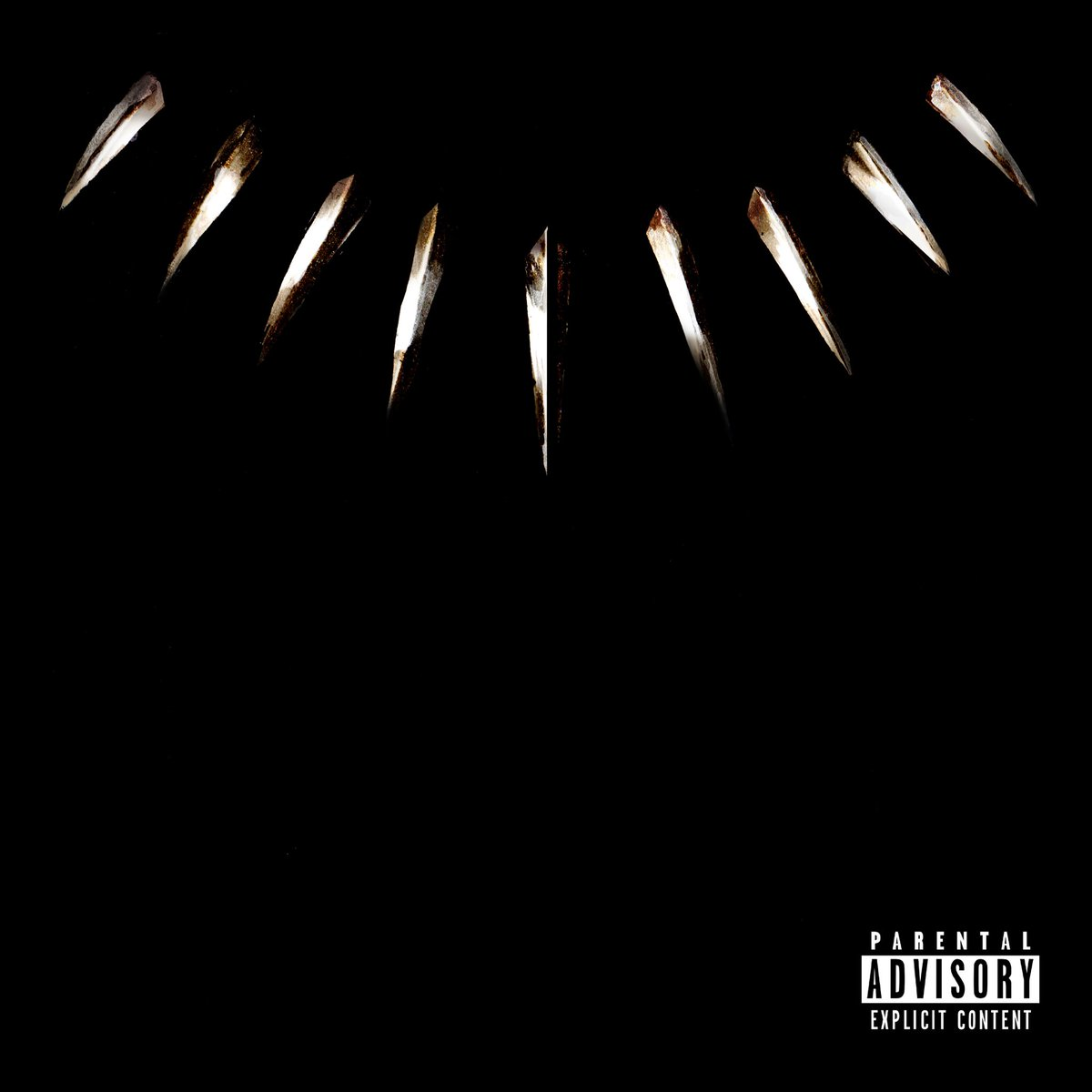 Black Panther OST Cover