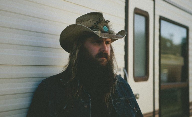 Chris Stapleton Performing Live at the Erwin Center 11/19