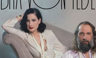 "Dita Von Teese Announces February Release Date for New Album and Shares New Song ""Bird of Prey"""