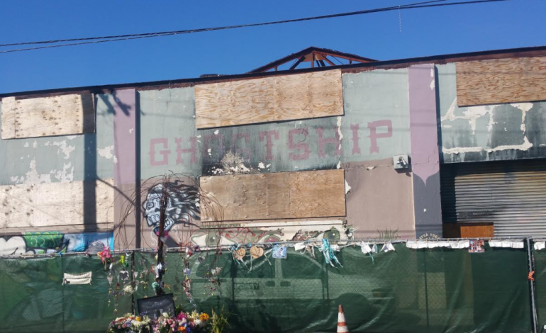 Oakland's Ghost Ship Fire: How Cities Have Responded to Art Spaces One Year Later