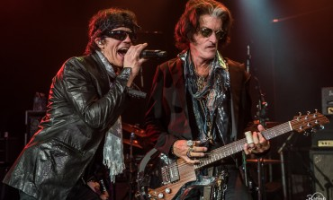 Joe Perry & Friends Live at The Roxy, Hollywood