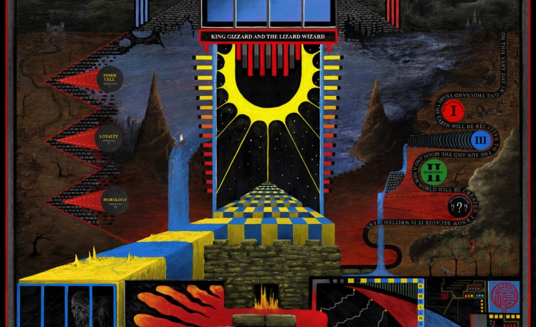 King Gizzard and the Lizard Wizard – Polygondwanaland