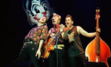 Stray Cats Announce First New Album in 26 Years and First U.S. Shows in 10 Years with Summer 2019 40th Anniversary Tour Dates
